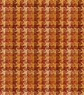 Home Decor 8\u0022x8\u0022 Fabric Swatch-HGTV HOME Checkered Past Harvest