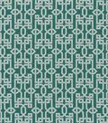 Home Decor 8\u0022x8\u0022 Fabric Swatch-Covington Labyrinth 524 Caribe