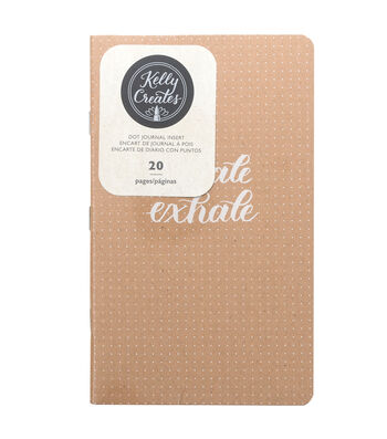 Kelly Creates 20 pk Journal Inserts-Dots