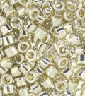 Beadsmith Miyukki Delica Bead-Galvanized Silver