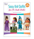Sassy Knit Outfits for 18-Inch Dolls Book