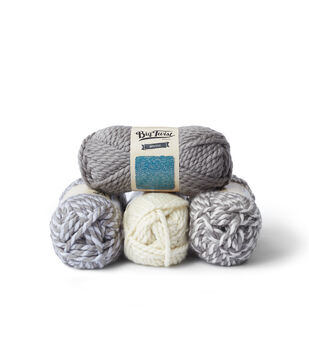 Big Twist Collection Roving Yarn-Cream