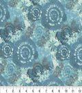 Keepsake Calico Cotton Fabric 44\u0027\u0027-Carnival Tie Dye