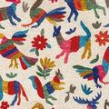 Waverly Upholstery Décor Fabric 9\u0022x9\u0022 Swatch-Marimba Caliente