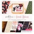 Park Lane Paperie 12\u0027\u0027x12\u0027\u0027 Printed Cardstock Collection Pad-Sweet Bloom