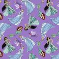 Disney Cotton Fabric-Disney Princess Live Your Story
