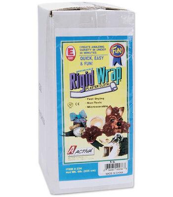 Activa Rigid Wrap Plaster Cloth-5 lb.