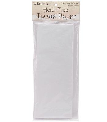 "Kreinik Acid Free Tissue Paper 20""x30""-6/Pkg"