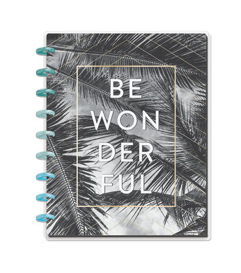 The Happy Planner Happy Notes 60-sheet Notebook-Be Wonderful