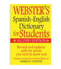 Webster's Spanish-English Dictionary for Students, Pack of 6