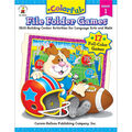 Carson Dellosa Education Colorful File Folder Resource Book, Grade 1