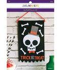 Little Makers Flet Banner Kit-Skull