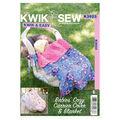 Kwik Sew Babies\u0027 Cozy Carrier Cover & Blanket-K3923