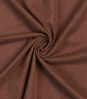 "Cosplay by Yaya Han Stretch Suede Fabric 59""-Brown"