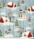 Anti Pill Fleece Fabric 58\u0027\u0027-Wintertime