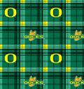 Oregon Plaid Flc