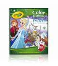 Crayola Color N Sticker-Frozen