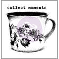 Prima Marketing Finnabair Collect Moments Wood Mounted Stamps