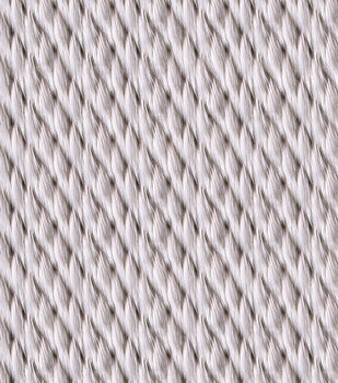 Faux Fur Fabric-Cream Double Feather