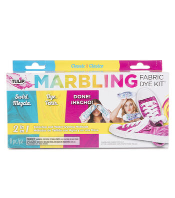 Tulip Marbling Fabric Dye Kit-Classic