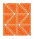 Go! Fabric Cutting Dies-Half Square - 2\u0022 Finished Triangle