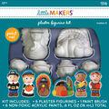 Little Maker\u0027s Fall Plaster Figurine Kit