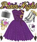 Jolee\u0027s Boutique Dimensional Stickers-Prom Night