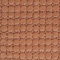 Lightweight Décor Fabric-Rust Velvet Bubble
