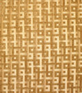 Home Decor 8\u0022x8\u0022 Fabric Swatch-Upholstery Fabric Barrow M8260-5182 Sand