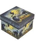 Organizing Essentials Medium Square Box-Haunting Halloween