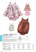 Kwik Sew Infants Dress-K3776