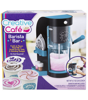 Creative Cafe Barista