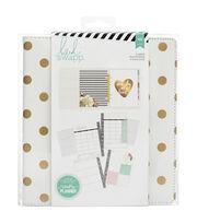 Heidi Swapp Large Memory Planner-Gold Foil Dots, , hi-res