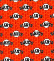 San Francisco Giants Cotton Fabric -Mini Print, , hi-res