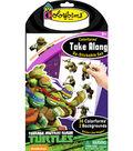 Teenage Mutant Ninja Turtles Colorforms Take Along Re-stickable Playset