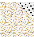 Bella Blvd Pop Quiz 25 pk 12\u0027\u0027x12\u0027\u0027 Double-Sided Cardstock-Test Anxiety