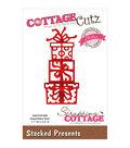 CottageCutz Elites Die -Stacked Presents 1.1\u0022X2.5\u0022
