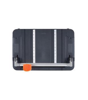 "Fiskars Desktop Rotary Paper Trimmer 12""-45mm"