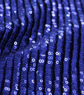 Casa Embellish Dahlia Pleated All Over Sequins Fabric-Surf The Web