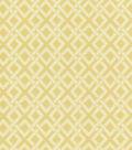 Waverly Upholstery 8x8 Fabric Swatch-Eternal Link/Sunray