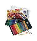 Bruynzeel Colour Pencil Set W/Tin 60/Pkg-Super Sixties Beetle