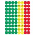 Hygloss Behavior Stickers 320 Per Pack, 9 Packs