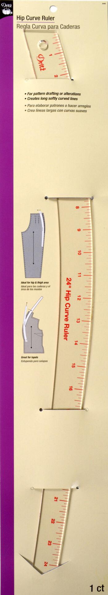 Hip Curve Ruler