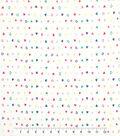 Doodles Juvenile Apparel Fabric 57\u0027\u0027-Tiny Tossed Hearts