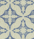 Home Decor 8\u0022x8\u0022 Fabric Swatch-Williamsburg Pintado Ink