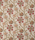 Home Decor 8\u0022x8\u0022 Fabric Swatch-Print Fabric Eaton Square Oprah Petal
