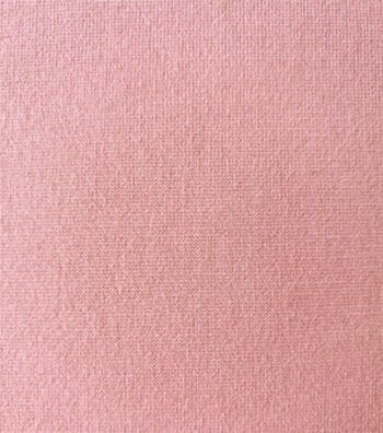 "Knit Refined Ponte Fabric 58""-Blush"