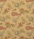 Home Decor 8\u0022x8\u0022 Fabric Swatch-Jaclyn Smith Percy-Crimson