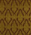 Home Decor 8\u0022x8\u0022 Fabric Swatch-Robert Allen Royal Damask Henna