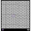 Prima Marketing Elementals Stencil Honeycomb